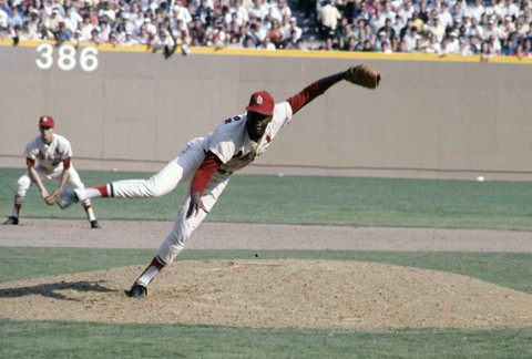 Image result for bob gibson